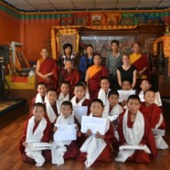 Losar Tashi Delek & Winter School term end