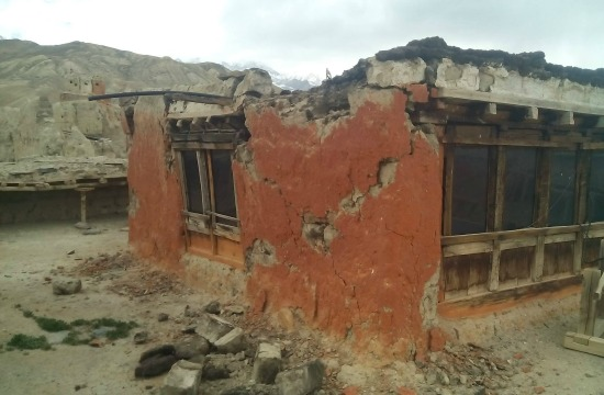 Gompa damage -2